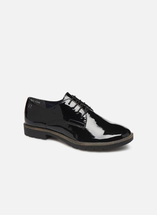 Chaussures à lacets Tamaris ALBAN Noir vue détail/paire