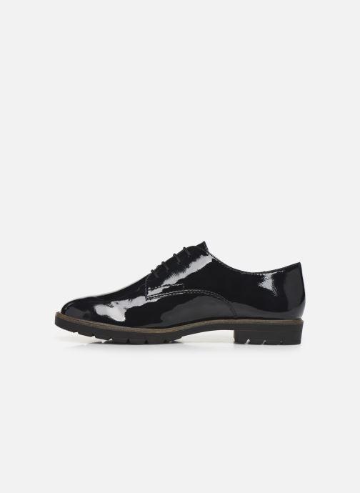 Chaussures à lacets Tamaris ALBAN Bleu vue face