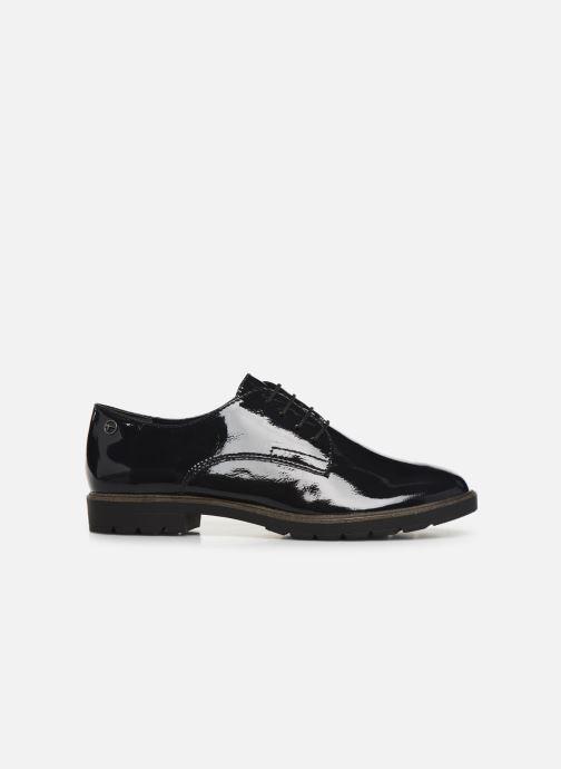 Chaussures à lacets Tamaris ALBAN Bleu vue derrière