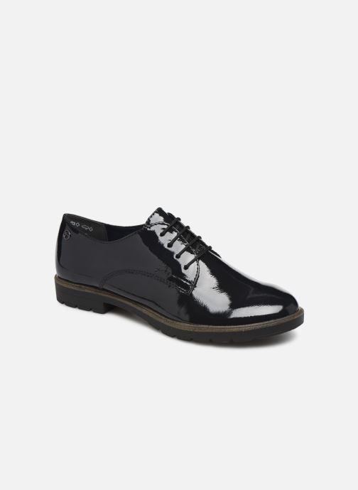 Chaussures à lacets Tamaris ALBAN Bleu vue détail/paire
