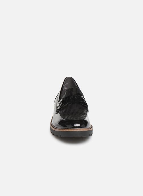 Mocassins Tamaris MILLA NEW Noir vue portées chaussures