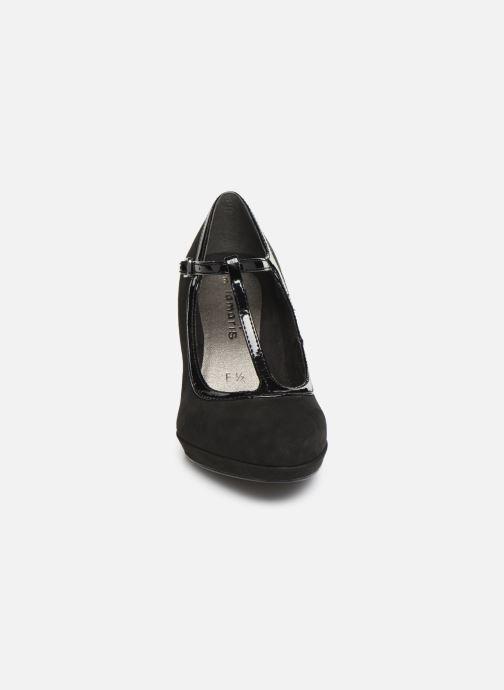 Escarpins Tamaris SALOME Noir vue portées chaussures