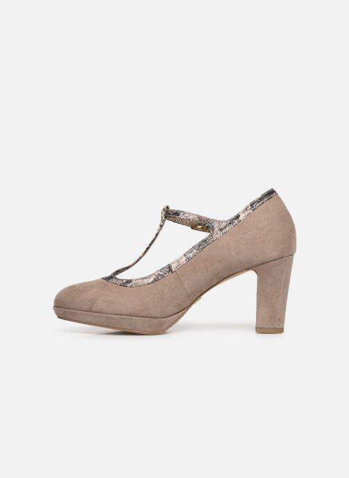 Zapatos de tacón Tamaris SALOME Beige vista de frente