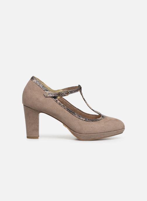 Zapatos de tacón Tamaris SALOME Beige vistra trasera