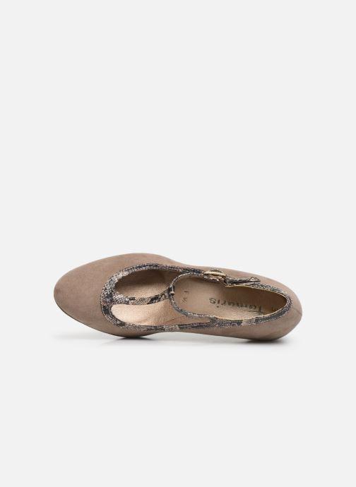 Zapatos de tacón Tamaris SALOME Beige vista lateral izquierda