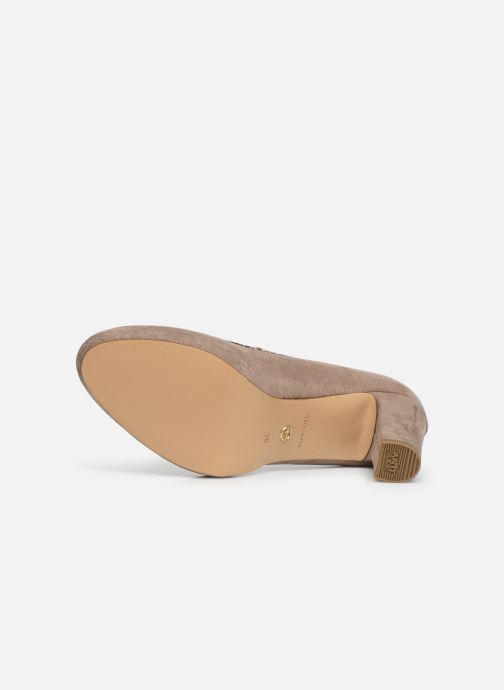 Zapatos de tacón Tamaris SALOME Beige vista de arriba