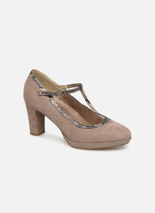 Zapatos de tacón Tamaris SALOME Beige vista de detalle / par
