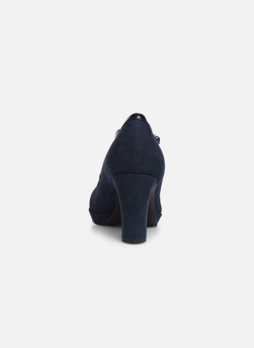 Escarpins Tamaris SALOME Bleu vue droite