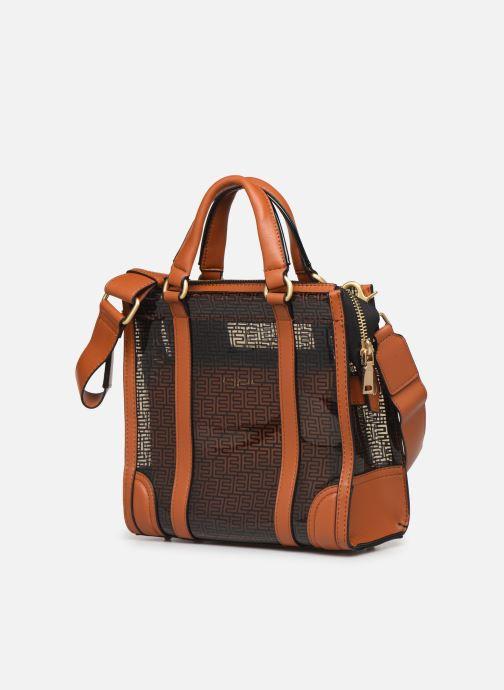Handtassen Essentiel Antwerp Tornatore shoulderbag Kleurloos model
