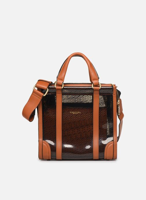 Handtassen Essentiel Antwerp Tornatore shoulderbag Kleurloos detail