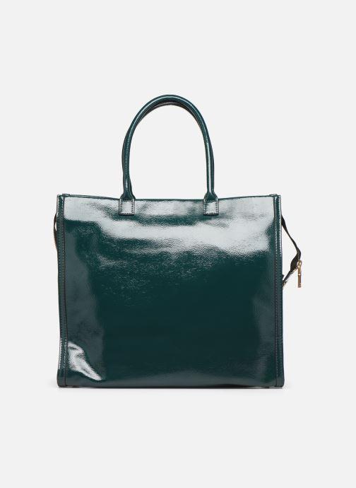 Handtaschen Essentiel Antwerp Tierraverde shopper grün ansicht von vorne