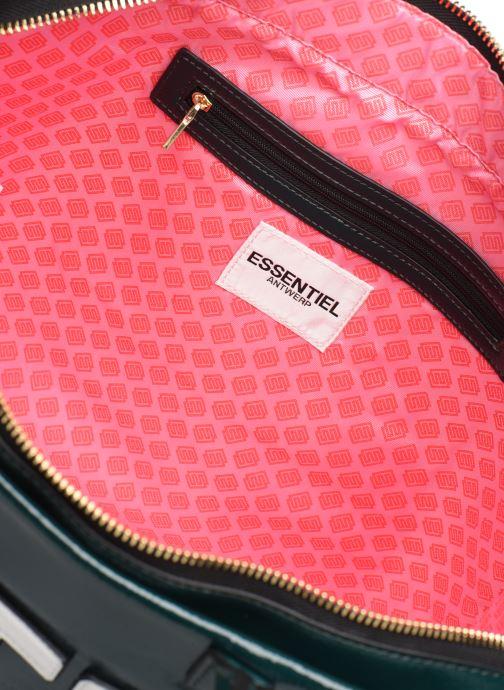 Handtaschen Essentiel Antwerp Tierraverde shopper grün ansicht von hinten