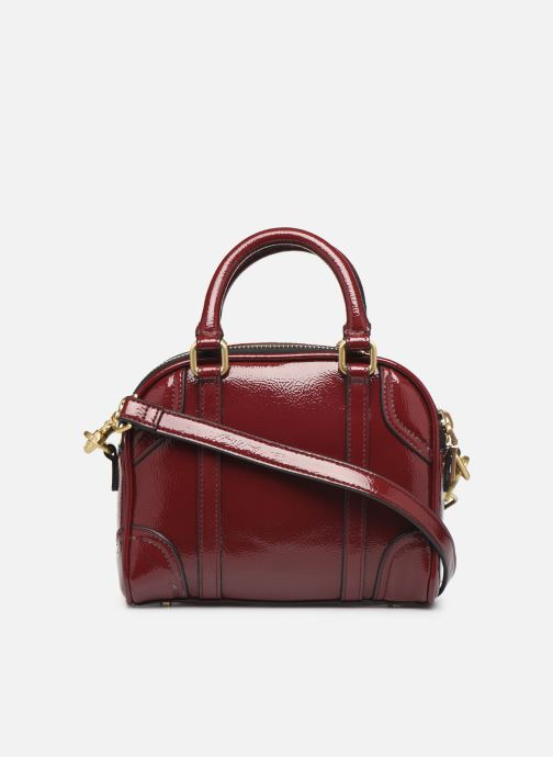 Sacs à main Essentiel Antwerp Tedford handbag Bordeaux vue face