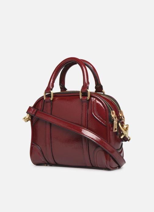 Sacs à main Essentiel Antwerp Tedford handbag Bordeaux vue droite