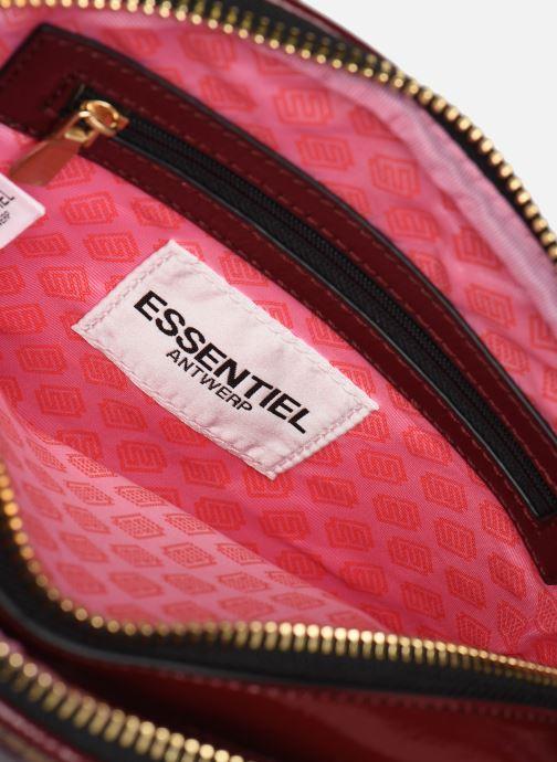 Sacs à main Essentiel Antwerp Tedford handbag Bordeaux vue derrière