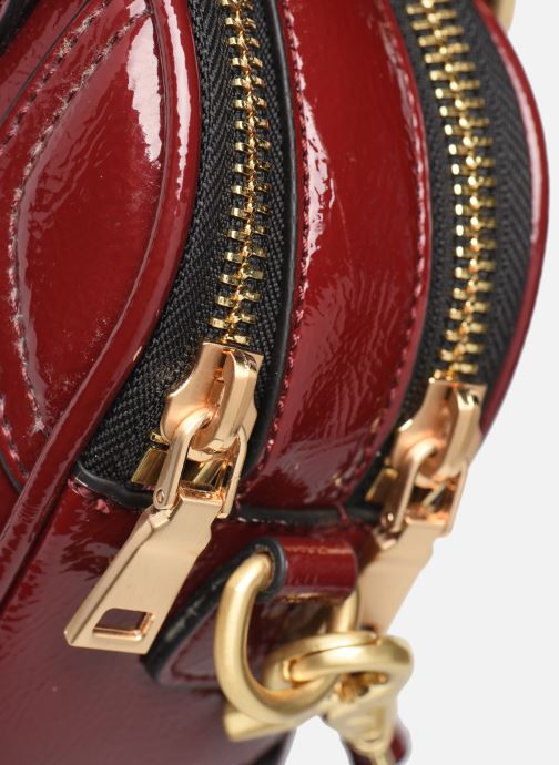 Sacs à main Essentiel Antwerp Tedford handbag Bordeaux vue gauche