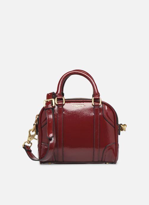 Sacs à main Essentiel Antwerp Tedford handbag Bordeaux vue détail/paire