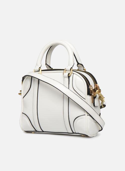 Handtassen Essentiel Antwerp Tedford handbag Wit rechts