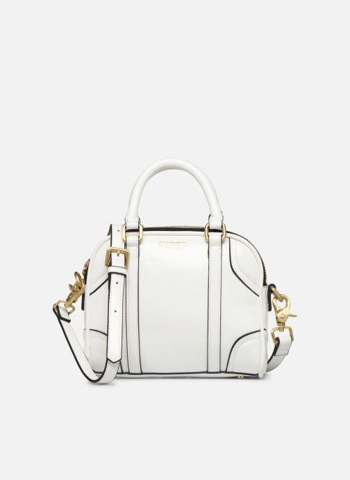 Sacs à main Essentiel Antwerp Tedford handbag Blanc vue détail/paire