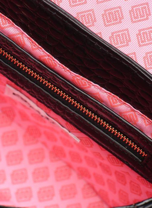 Handtaschen Essentiel Antwerp Trinny Leather small handbag schwarz ansicht von hinten