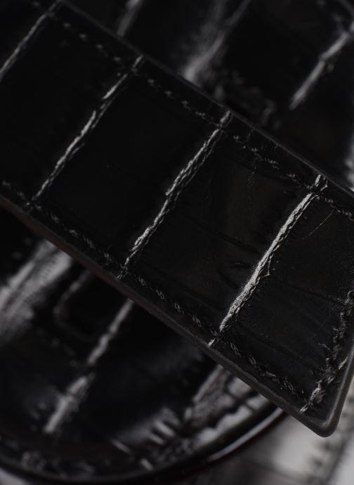 Handtaschen Essentiel Antwerp Trinny Leather small handbag schwarz ansicht von links