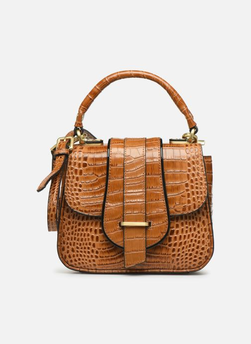 Sacs à main Essentiel Antwerp Trinny Leather small handbag Marron vue détail/paire