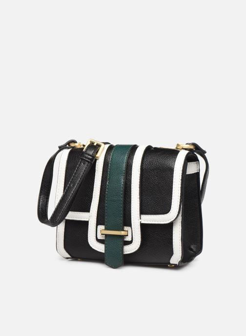 Sacs à main Essentiel Antwerp Trevor small handbag Noir vue portées chaussures