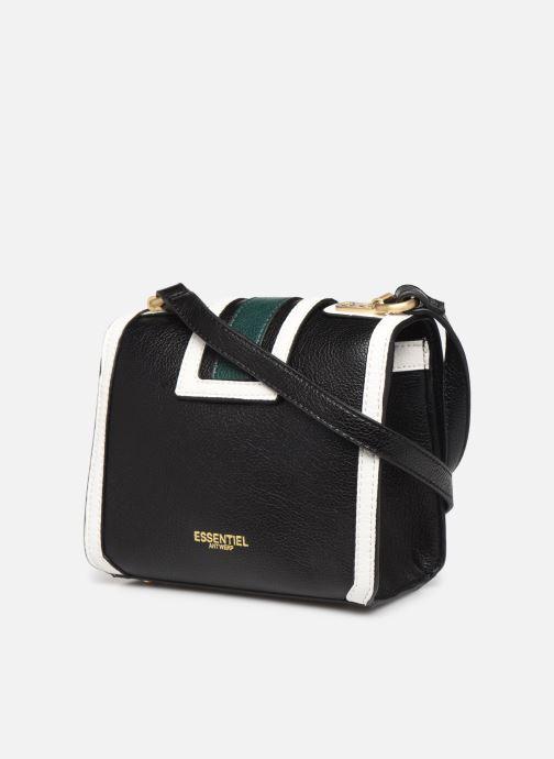Handtassen Essentiel Antwerp Trevor small handbag Zwart rechts