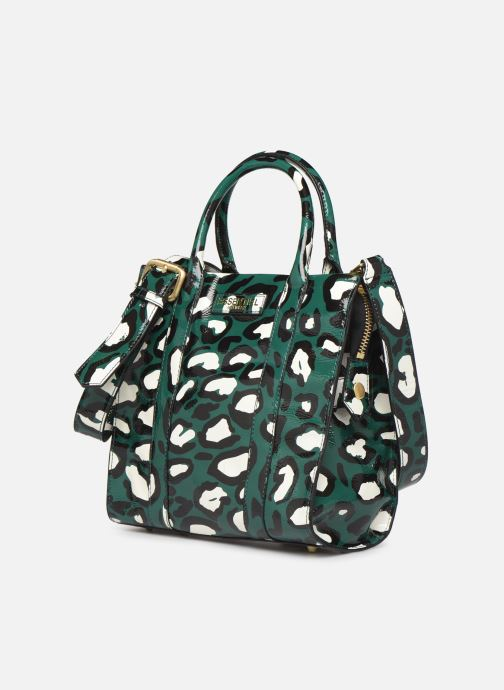 Handtassen Essentiel Antwerp Twombley small shoulderbag Groen model