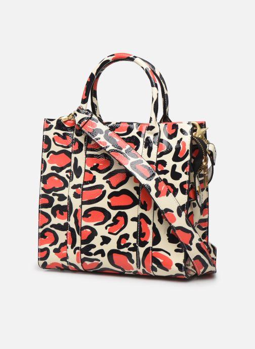 Handtaschen Essentiel Antwerp Twombley small shoulderbag mehrfarbig ansicht von rechts