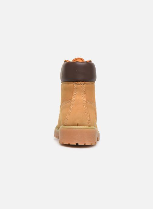Bottines et boots Lumberjack RIVER M Marron vue droite
