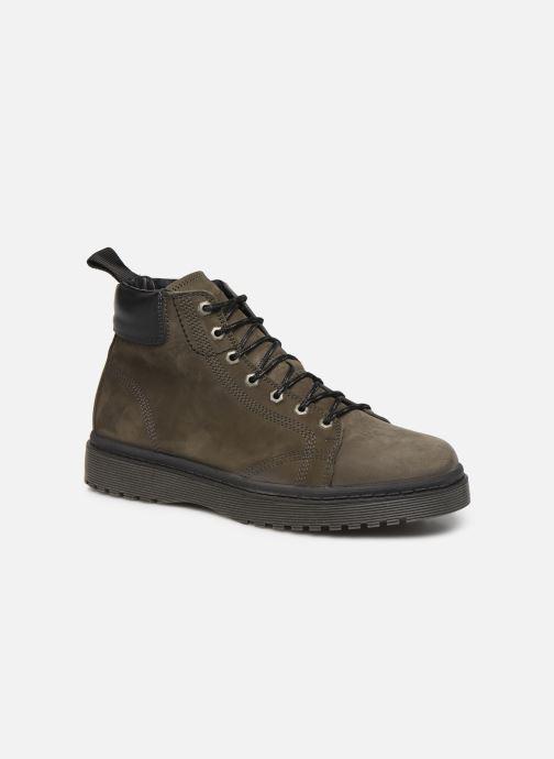 Bottines et boots Lumberjack ARMY Marron vue détail/paire