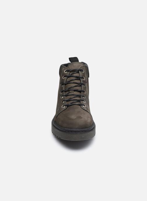 Stiefeletten & Boots Lumberjack ARMY braun schuhe getragen