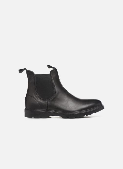 Bottines et boots Lumberjack HERNEST BEATLES Noir vue derrière