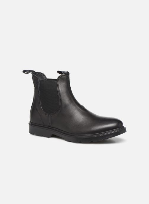 Bottines et boots Lumberjack HERNEST BEATLES Noir vue détail/paire