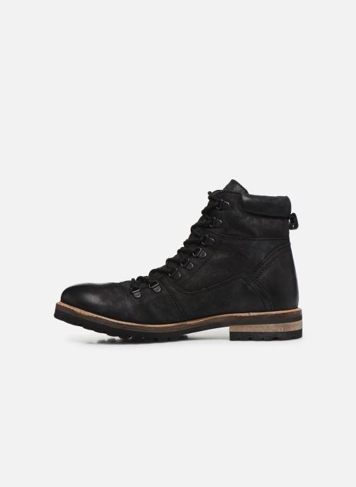 Bottines et boots Lumberjack KYTON Noir vue face