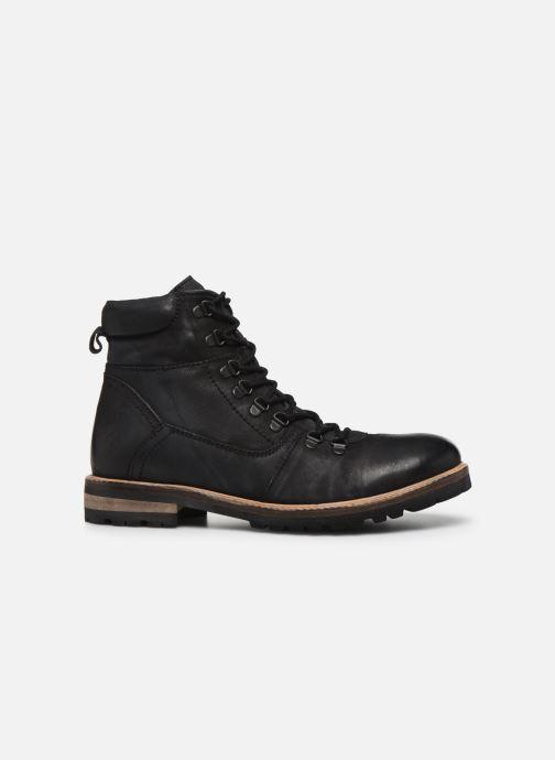 Bottines et boots Lumberjack KYTON Noir vue derrière