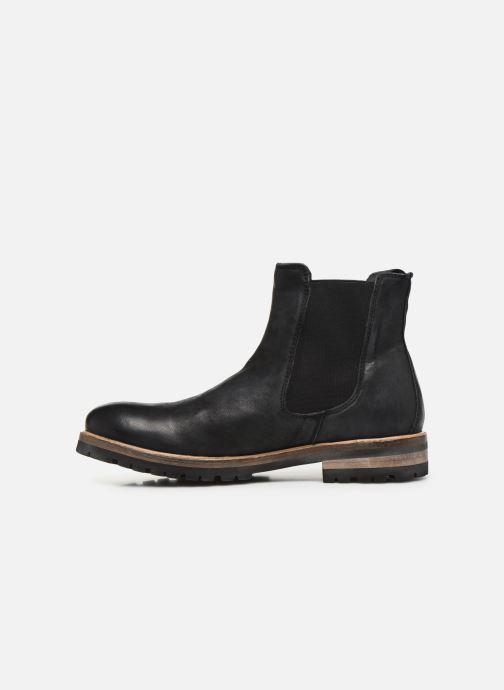 Bottines et boots Lumberjack KYTON BEATLES Gris vue face