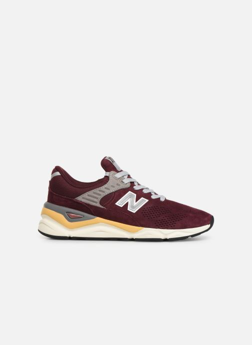 Trainers New Balance MSX90 D Burgundy back view