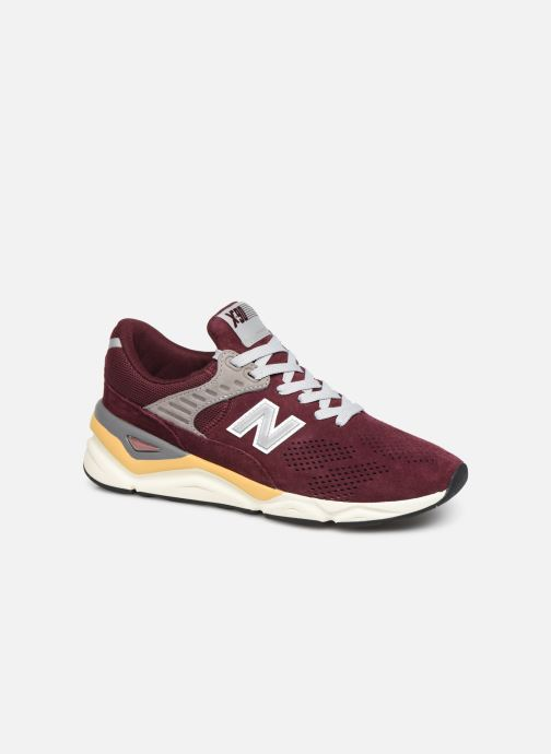 Trainers New Balance MSX90 D Burgundy detailed view/ Pair view