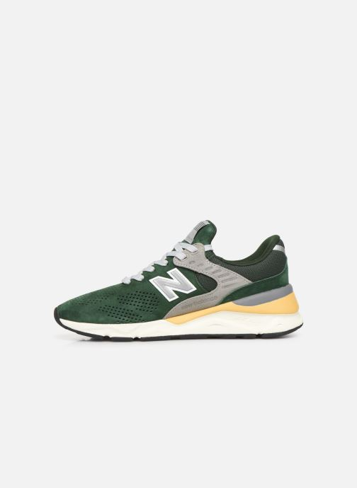 Baskets New Balance MSX90 D Vert vue face