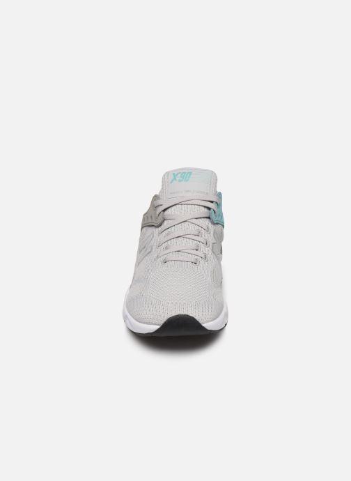 Baskets New Balance MSX90 D Gris vue portées chaussures