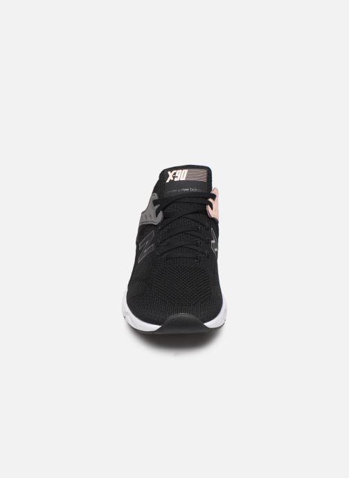 Baskets New Balance MSX90 D Noir vue portées chaussures