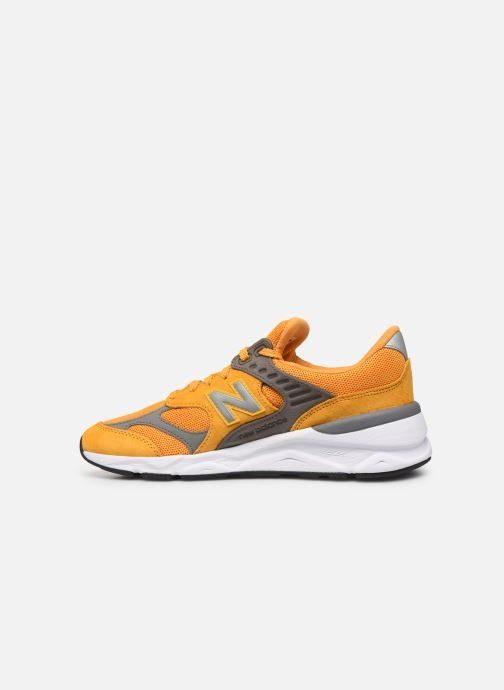 Trainers New Balance MSX90 D Yellow front view