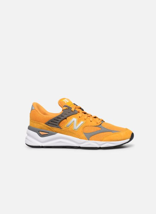 Trainers New Balance MSX90 D Yellow back view