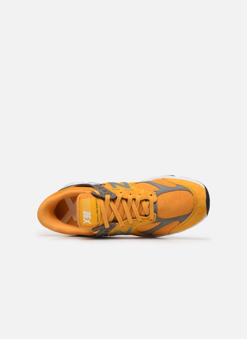 Trainers New Balance MSX90 D Yellow view from the left
