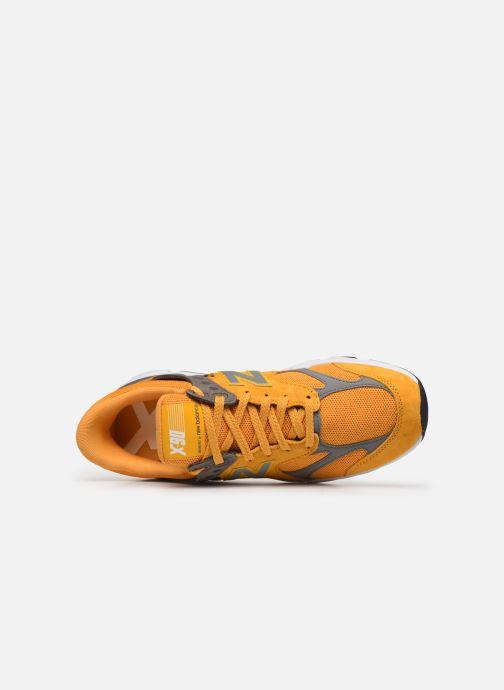 Sneaker New Balance MSX90 D gelb ansicht von links