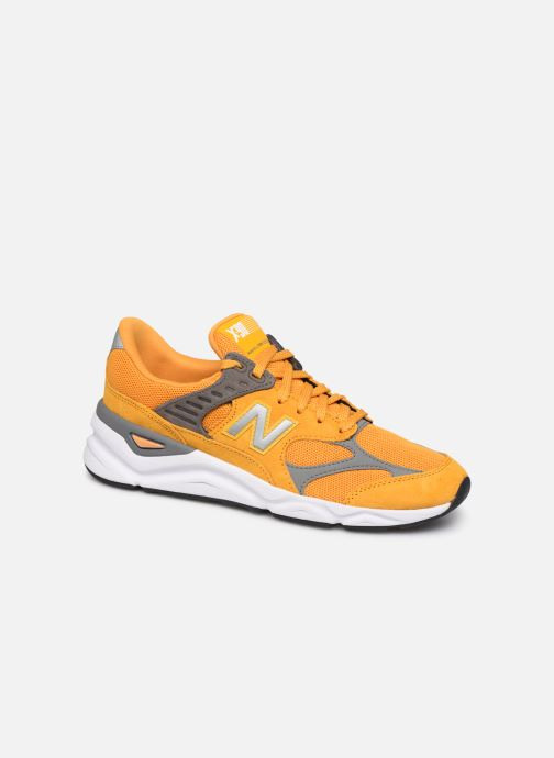 Trainers New Balance MSX90 D Yellow detailed view/ Pair view
