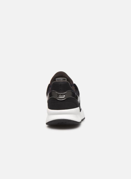 Sneakers New Balance WS247 B Zwart rechts