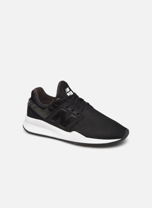 Sneakers New Balance WS247 B Zwart detail